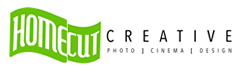 homecut creative logo